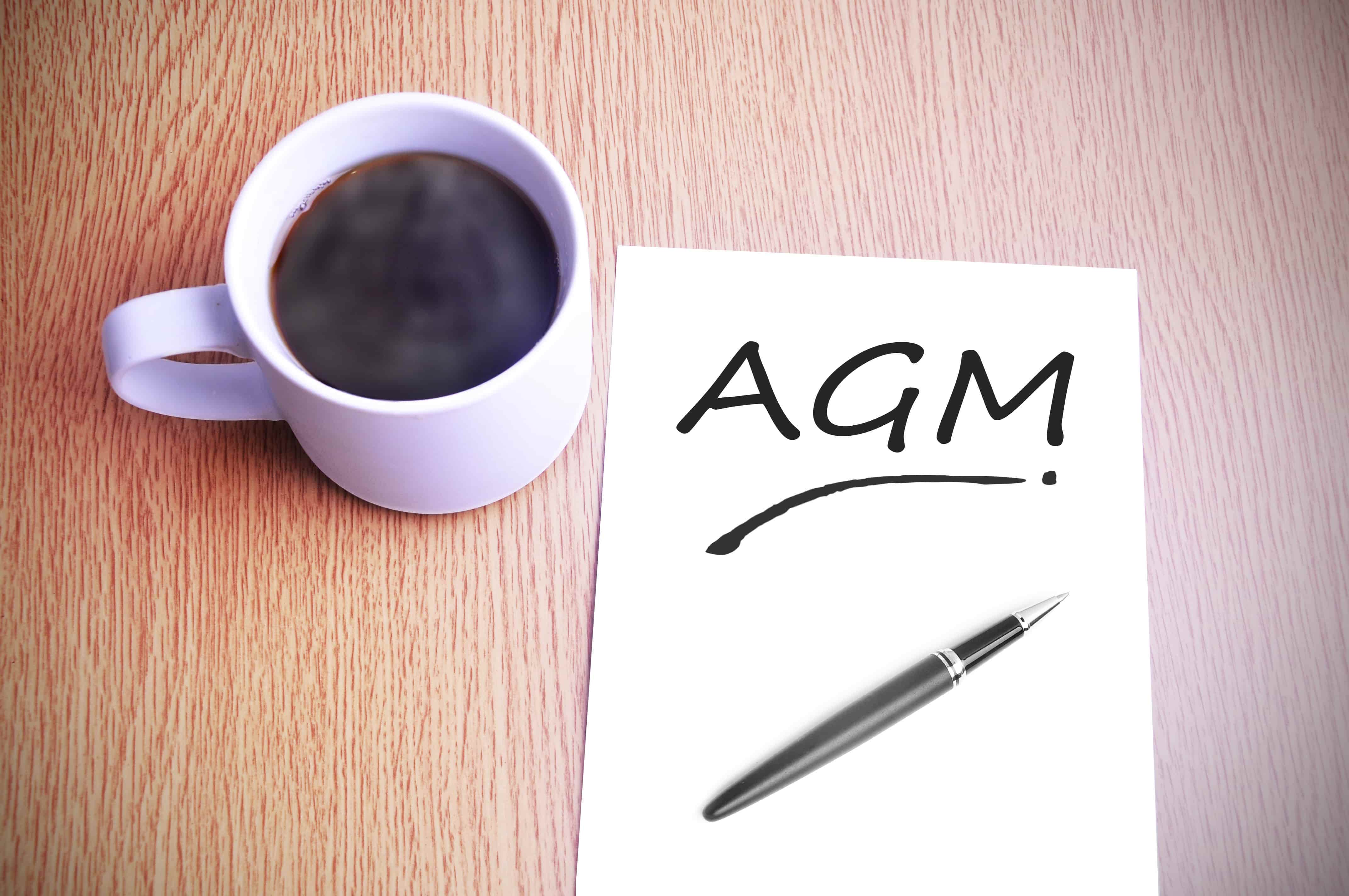 AGM during global pandemic - Arrange or Postpone?